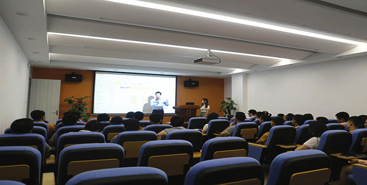 Beyond Laser held Monthly Meeting successfully On Nov,4th, 2019