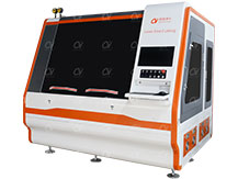Thin Glass cutting or Silicon Wafer cutting with Picosecond laser machine